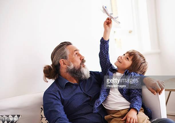 """Awesome air Techniken mit """"und"""" grandpa """""""