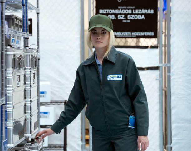 """NY: NBC's """"Blindspot"""" - Season 5"""