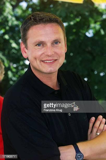 Axel Bulthaupt Bei Ard Medientreff Im Rahmen Der Ifa Am 260801