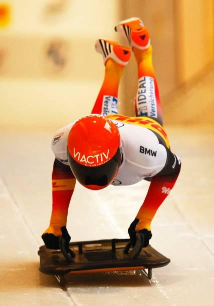 DEU: Men's Skeleton - BMW IBSF World Cup Koenigssee