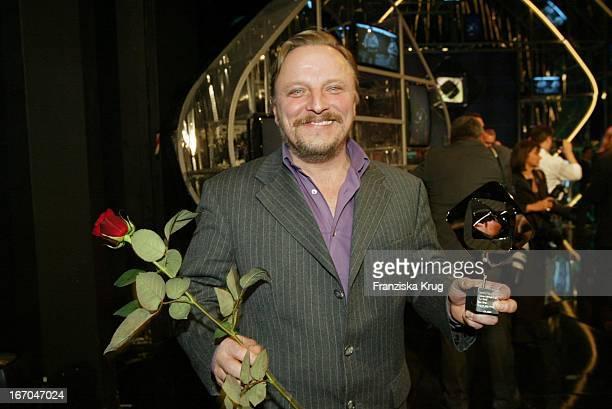 Axel Prahl Bei Der Verleihung Des Adolf Grimme Preises 2003 Im Theater In Marl