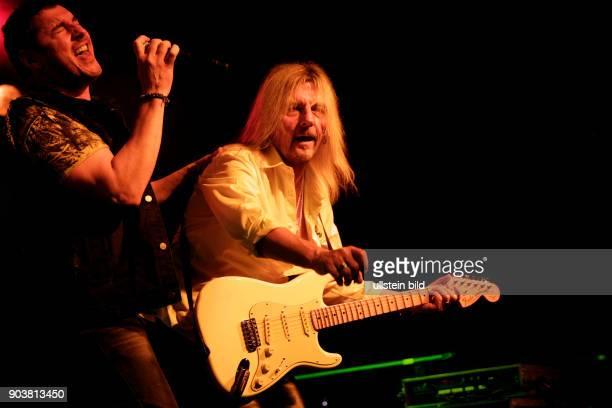 "Axel Rudi Pell ""Game of Sins""-Tour Axel Rudi Pell Band besteht aus: Axel Rudi Pell , Johnny Gioeli , Volker Krawczak , Ferdy Doernberg und Bobby..."