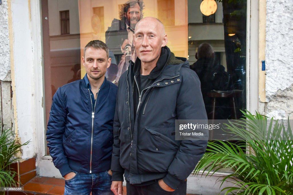 'Der Sportpenner' Film Preview : News Photo