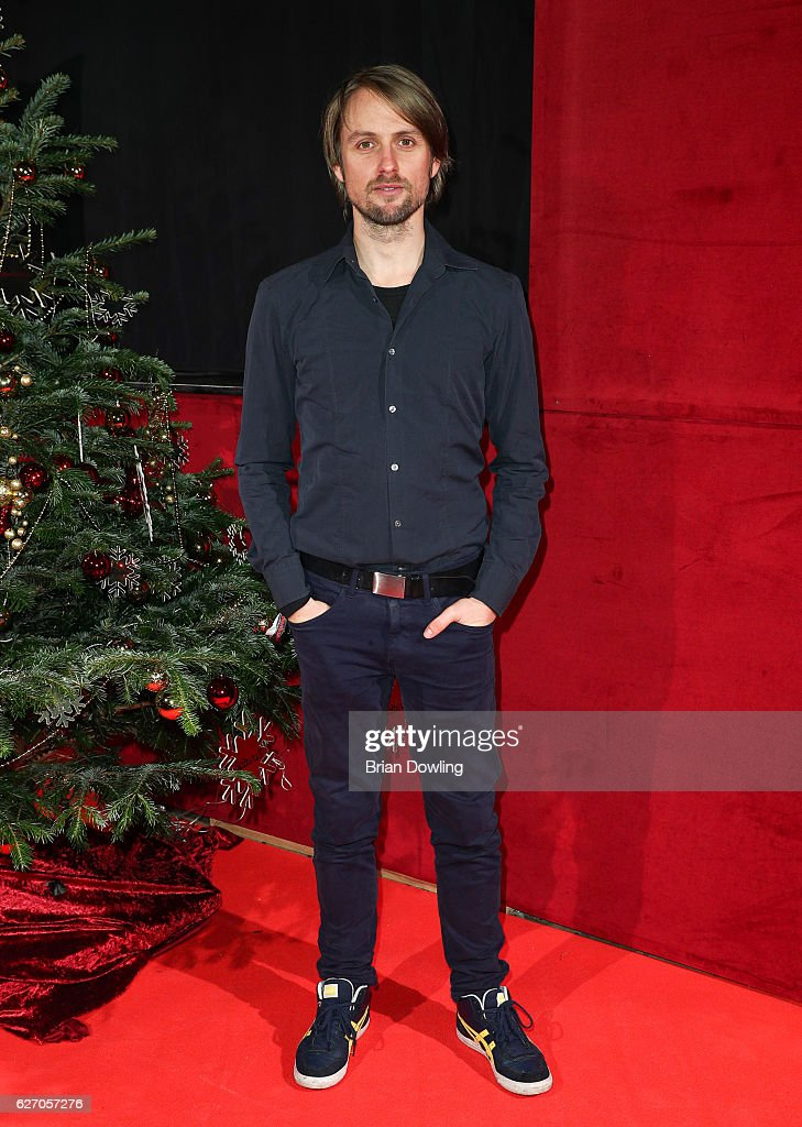 Axel Schreiber attends the Medienboard Pre-Christmas Party at Schwuz on December 1, 2016 in Berlin, Germany.
