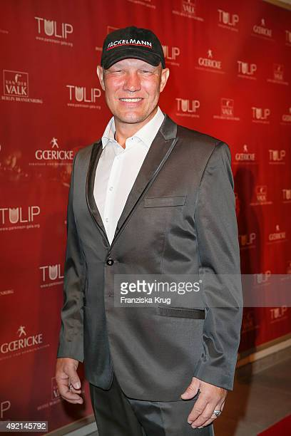 Axel Schulz attends the TULIP Gala 2015 on October 10 2015 in Berlin Germany