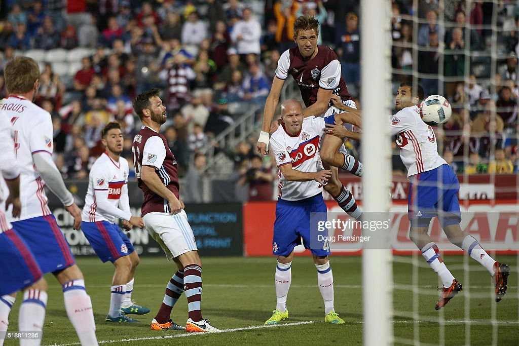 Toronto FC v Colorado Rapids : News Photo