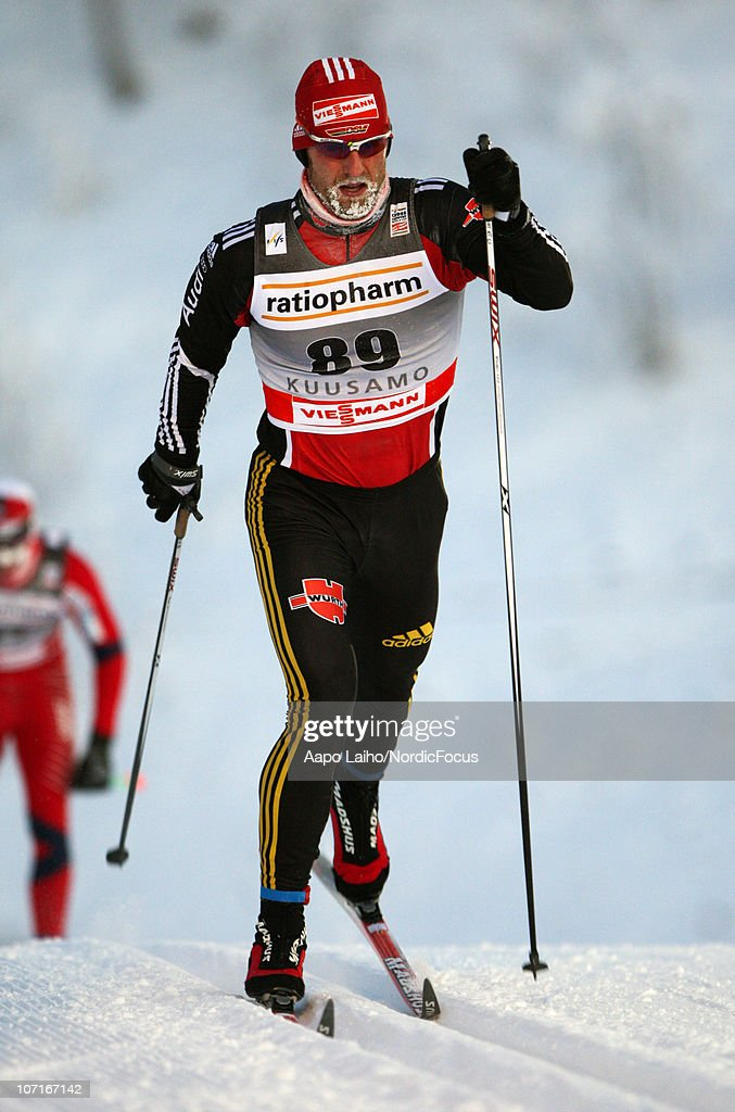 FIS World Cup - Cross Country - Men's Day 2