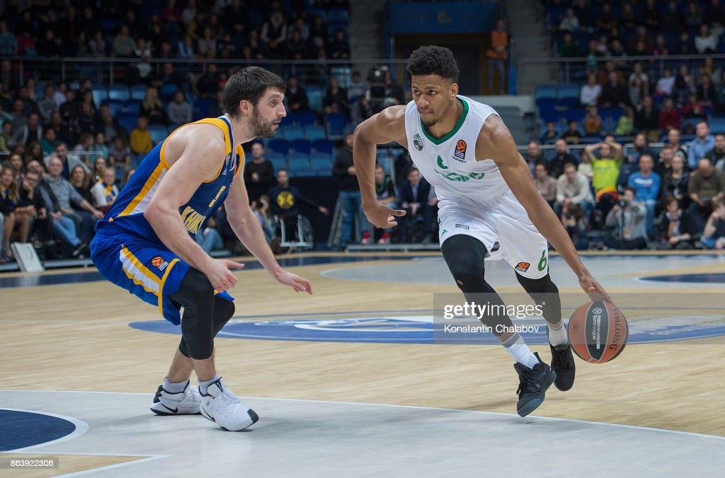 Khimki Moscow Region v Zalgiris Kaunas - Turkish Airlines EuroLeague