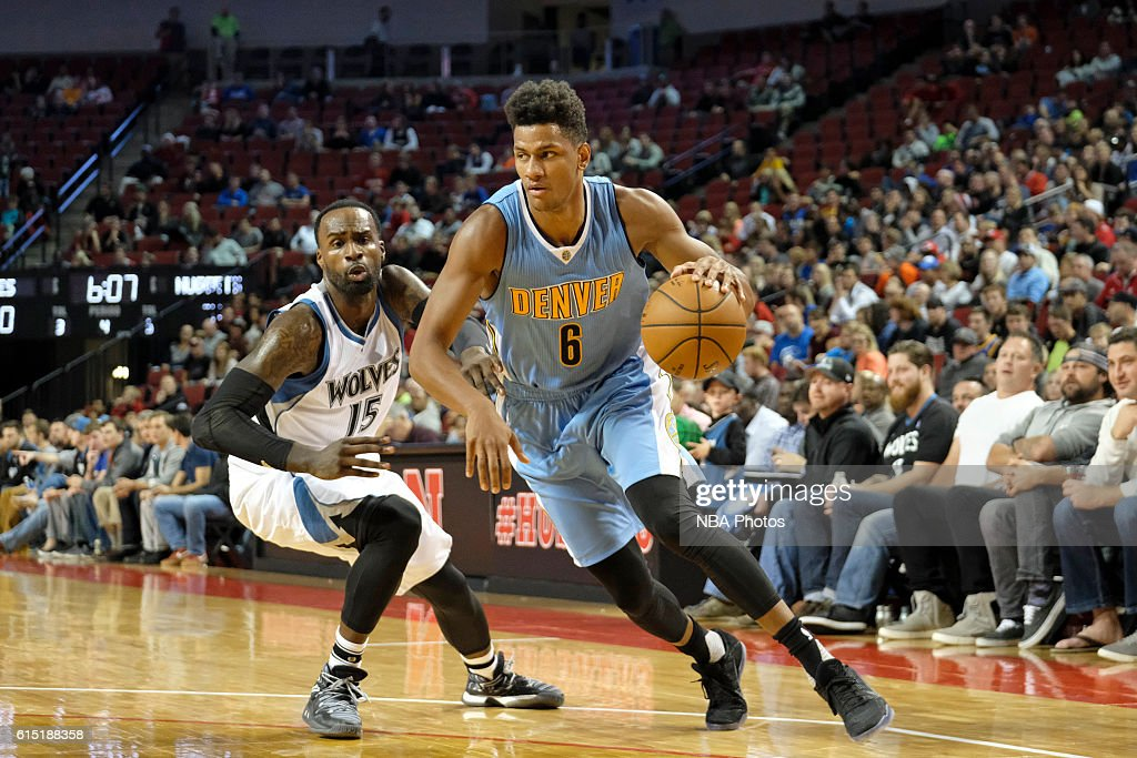 Denver Nuggets v Minnesota Timberwolves