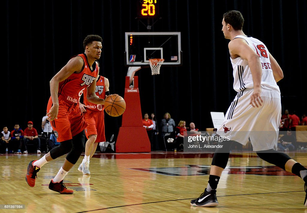 Raptors 905 v Windy City Bulls