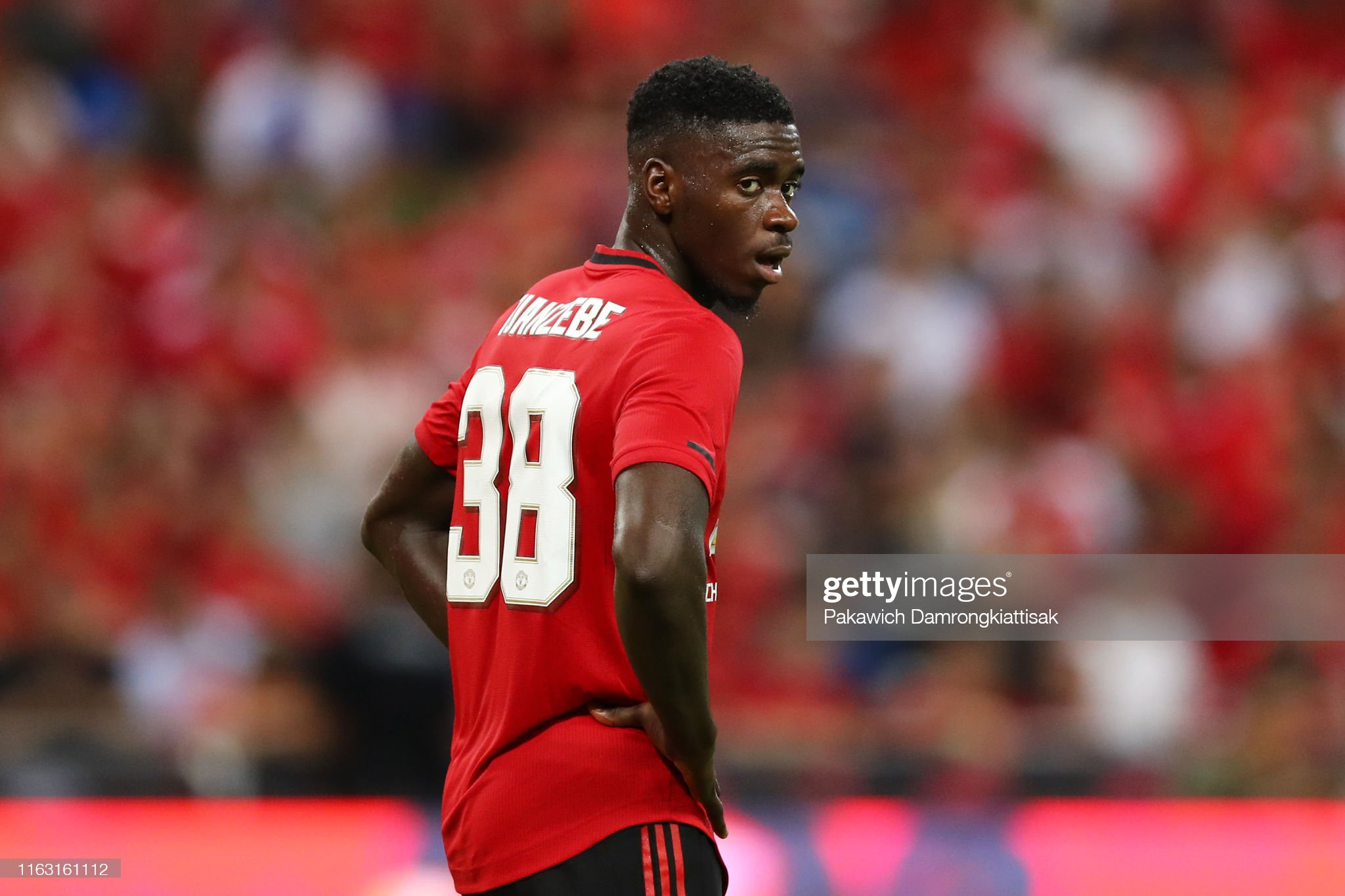 Manchester United v FC Internazionale - 2019 International Champions Cup : ニュース写真