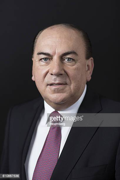 Axel Weber chairman of UBS Group AG poses for a photograph at the Bloomberg Markets Most Influential Summit in London UK on Wednesday Sept 28 2016...