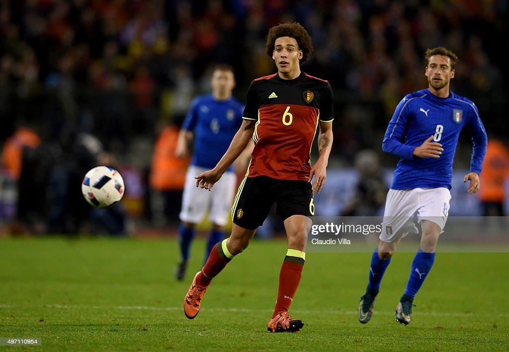 Belgium v Italy - International Friendly : ニュース写真