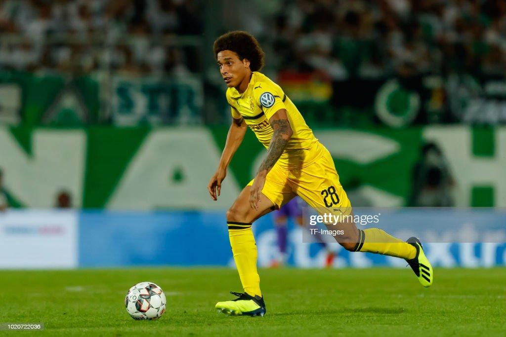 Greuther Fuerth v Borussia Dortmund - DFB Cup : ニュース写真