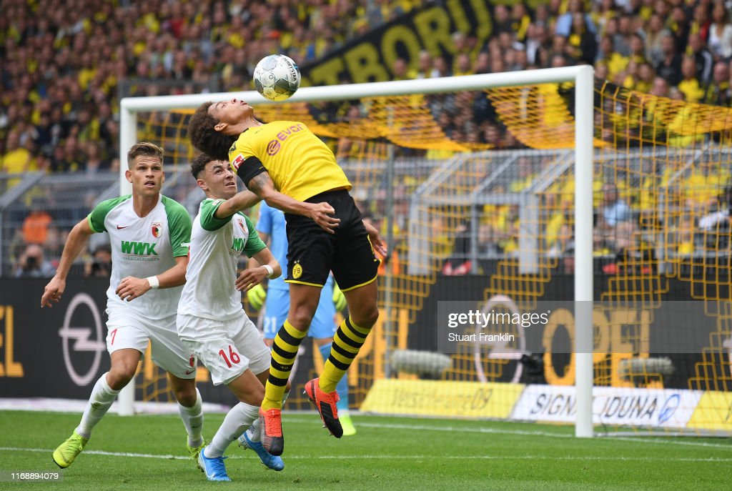 Borussia Dortmund v FC Augsburg - Bundesliga : News Photo