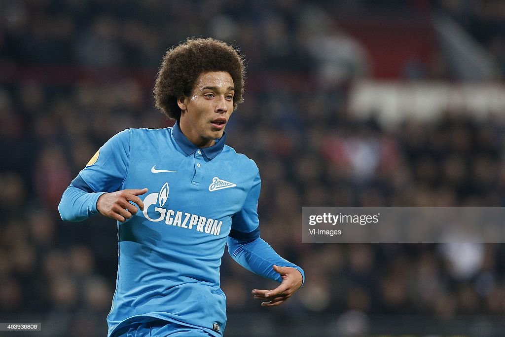 "UEFA Europa League - ""PSV v Zenit Saint Petersburg"" : News Photo"