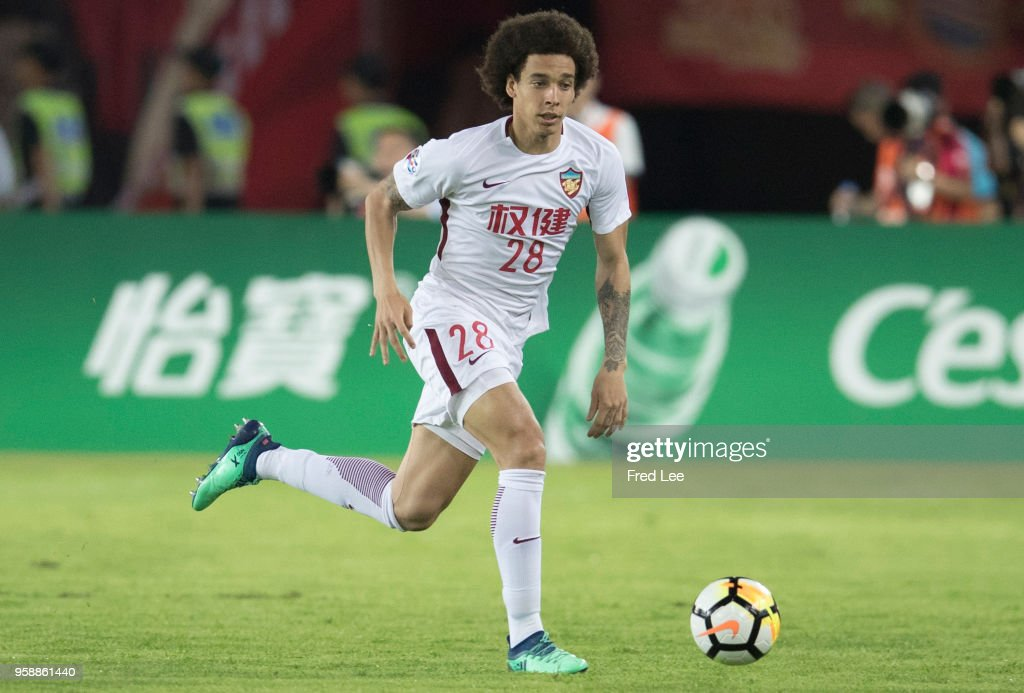Guangzhou Evergrande v Tianjin Quanjian - AFC Champions League Round Of 16 2nd Leg : ニュース写真