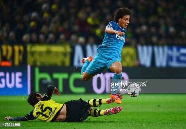 Dortmund wins 4-2 at Zenit in Champions League | FOX Sports