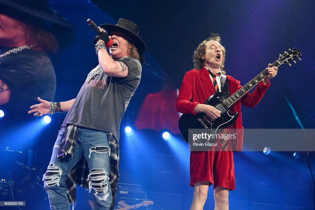 AC/DC Rock Or Bust Tour - New York, NY : News Photo