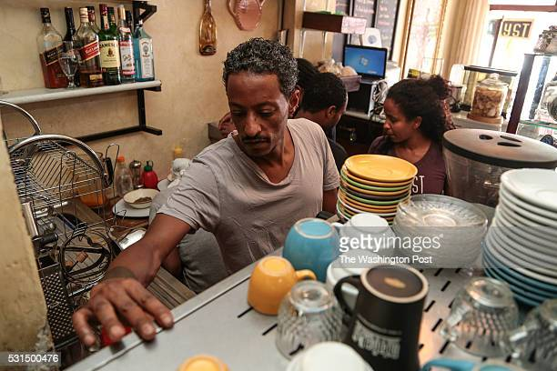 Aya Lemma who has been living in DC for the past 28 years decided to move to Addis Ababa and open a cafe through the encouragement of his wife Having...
