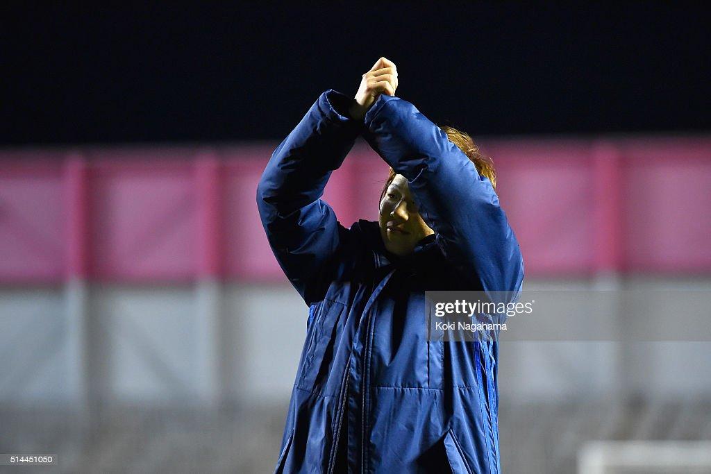 Japan v North Korea - AFC Women's Olympic Final Qualification Round : ニュース写真