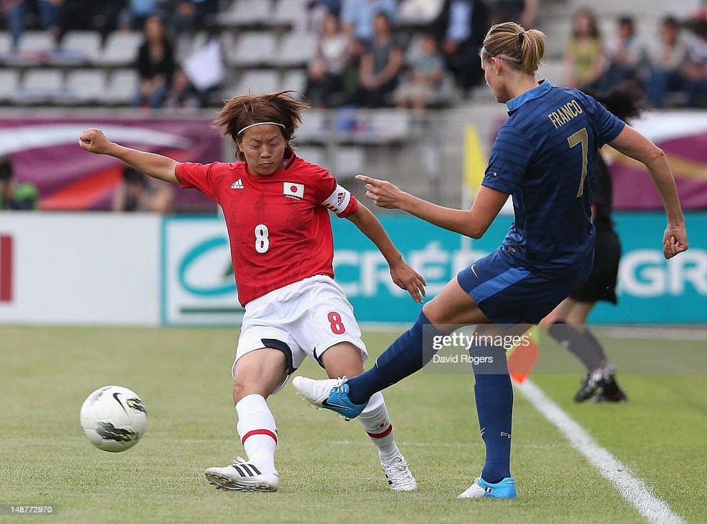 Japan Women v France Women - International Friendly