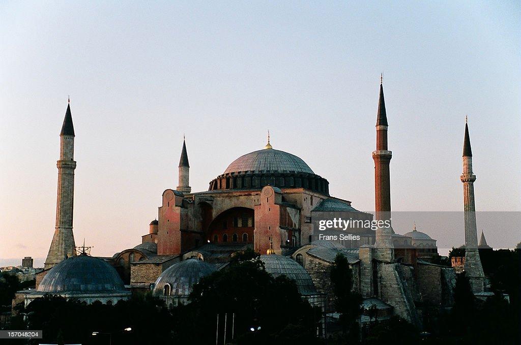 Aya Sofia, Istanbul : Stockfoto