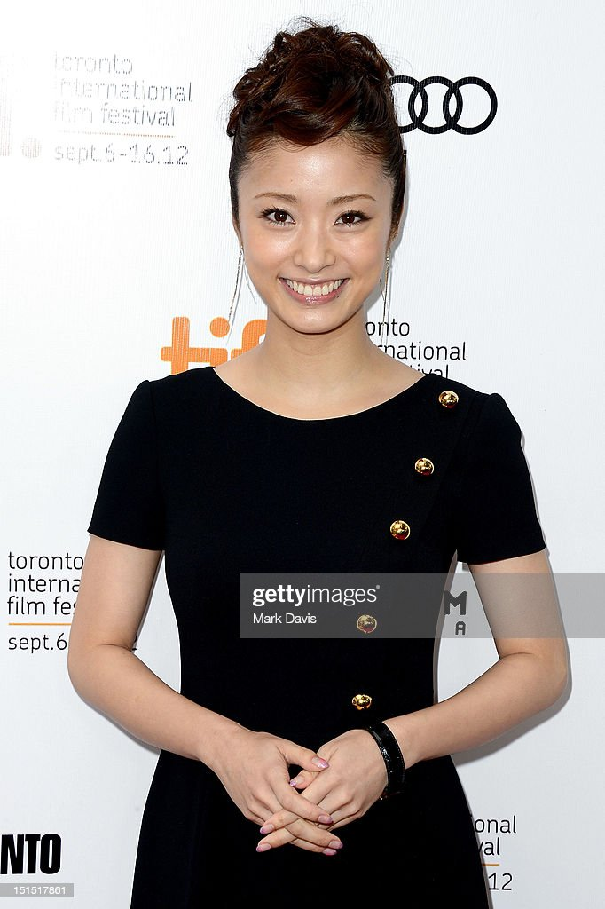 """Thermae Romae"" Premiere - Arrivals - 2012 Toronto International Film Festival : News Photo"