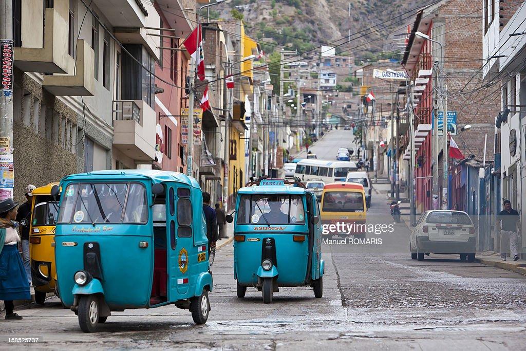 Ayacucho, Peru : Stock Photo