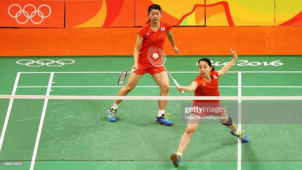 Badminton - Olympics: Day 6 : News Photo