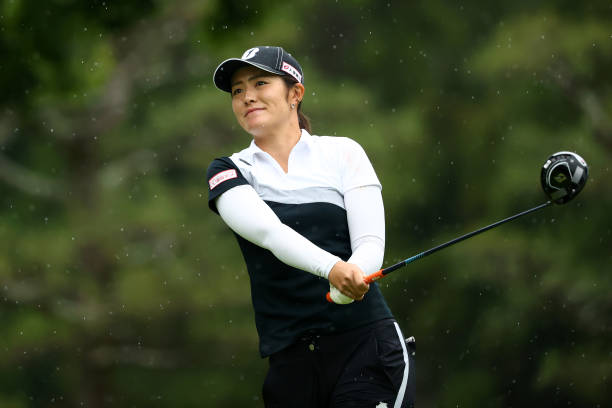 JPN: Nichirei Ladies - Round Two