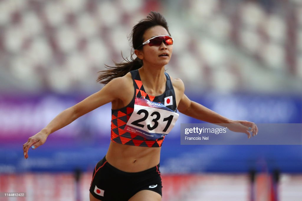 QAT: 23rd Asian Athletics Championships - Day Four
