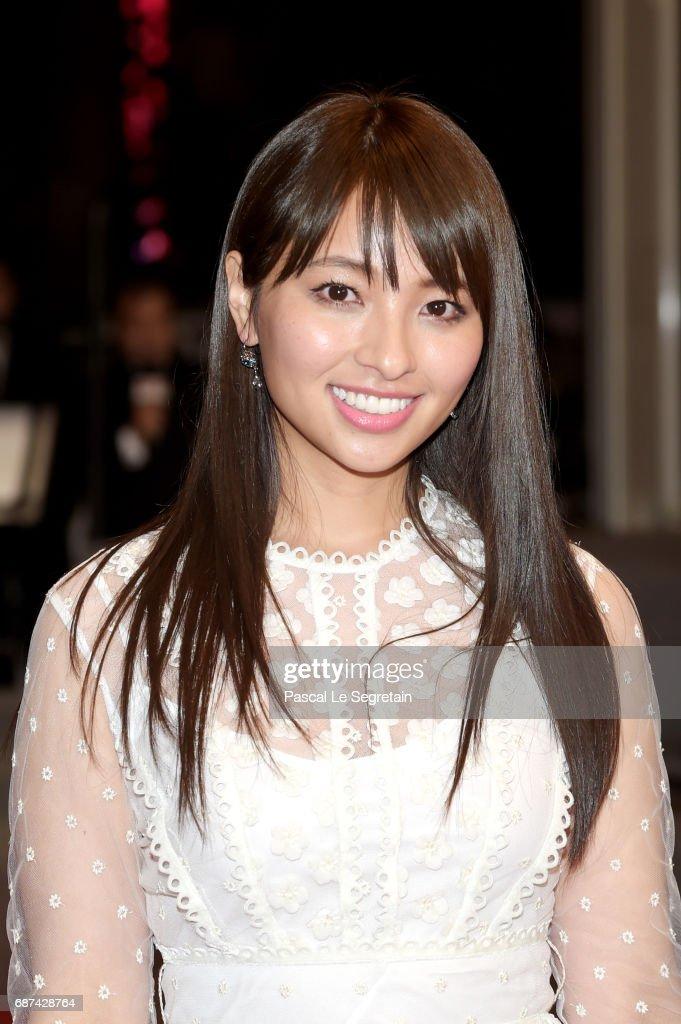 "Ayame Misaki attends the ""Hikari "" photocall during the ... |Ayame Misaki"