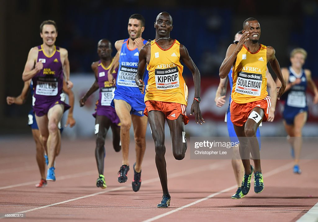 IAAF Continental Cup - Day 1 : ニュース写真