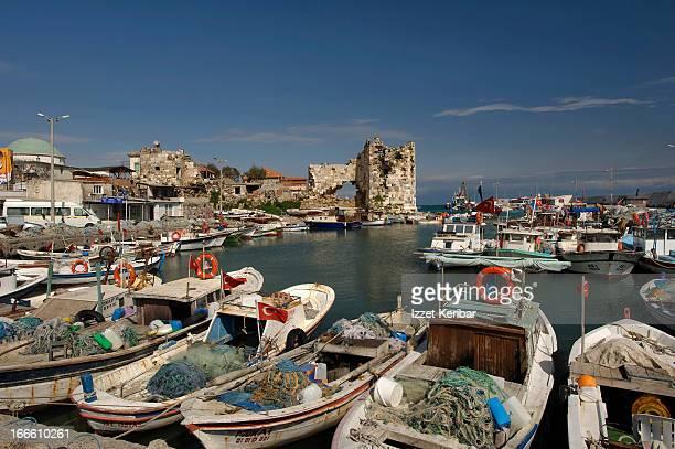 Ayas Castle and harbor-Yumurtalik