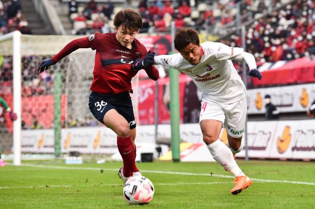 JPN: Kashima Antlers v Cerezo Osaka - J.League Meiji Yasuda J1