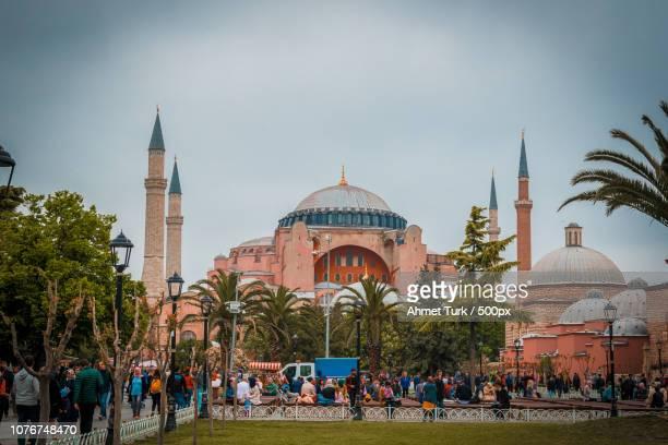 ayasofya- hagia sophia ISTANBUL- TURKEY