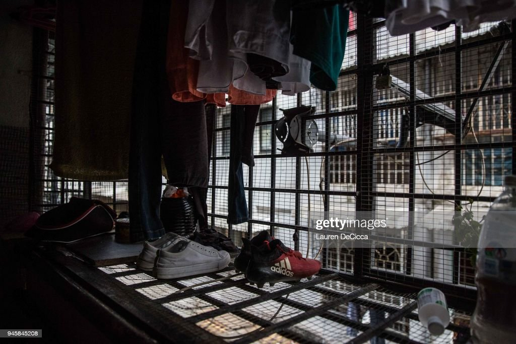 Ayat Ullah Bin Jafar, 17, the youngest member of the Rohingya Football Club, keeps his football shoes on his family's windowsill on April 10, 2018 in KUALA LUMPUR, Malaysia. Ayat left his home in Maungdaw, Myanmar by boat with his mother and two brother when violence errupted in 2012. Now he attends high school at the Ideas Acadamy, a refugee school, which will allow him to further his education. Ayat says he hopes to be a professional football player, but with the lack of citizenship he will be unable to join registered Malaysian teams or even attend university. A group of Rohingya refugees from Myanmar's Rakhine State formed the Rohingya Football Club in Malaysia back in 2015, hoping to give the Rohingya people a voice through sports and raise their international profile amidst the crisis in the region. Rohingya Muslims are reportedly playing in Football Clubs around the world, including Canada, Australia, and Ireland, while the Rohingya F.C. aims to set up a national team which comprises of these players and show that Rakhine Muslims can succeed in the sport. The United Nations estimate that over 62 thousand Rohingya are currently living in Malaysia and most of them are only able to find jobs as a construction worker or laborer with many staying in makeshift homes near construction sites. Malaysia launched its first Rohingya tournament this year with 24 independent football clubs competing across the Muslim country, hoping to gather support from the Malaysian and Turkish governments to help them succeed at an international level. Over 700,000 Muslim Rohingya have crossed the border into Bangladesh since August last year after the Myanmar military launched a brutal crackdown which was described by the United Nations as 'ethnic cleansing' while the two countries continue to negotiate the repatriation of the Rohingya refugees.