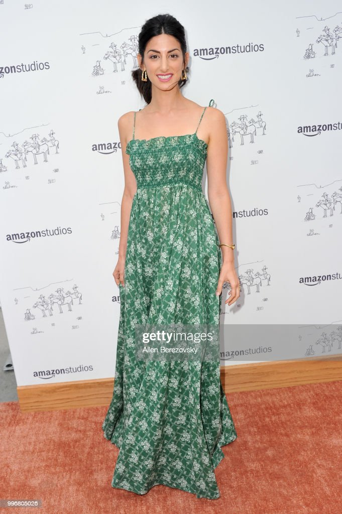 Ayden Mayeri attends Amazon Studios Premiere of 'Don't Worry, He Wont Get Far On Foot' at ArcLight Hollywood on July 11, 2018 in Hollywood, California.