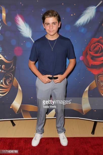 Ayden Mekus attends Akyra Alihaah's 10th Birthday on September 01 2019 in Los Angeles California