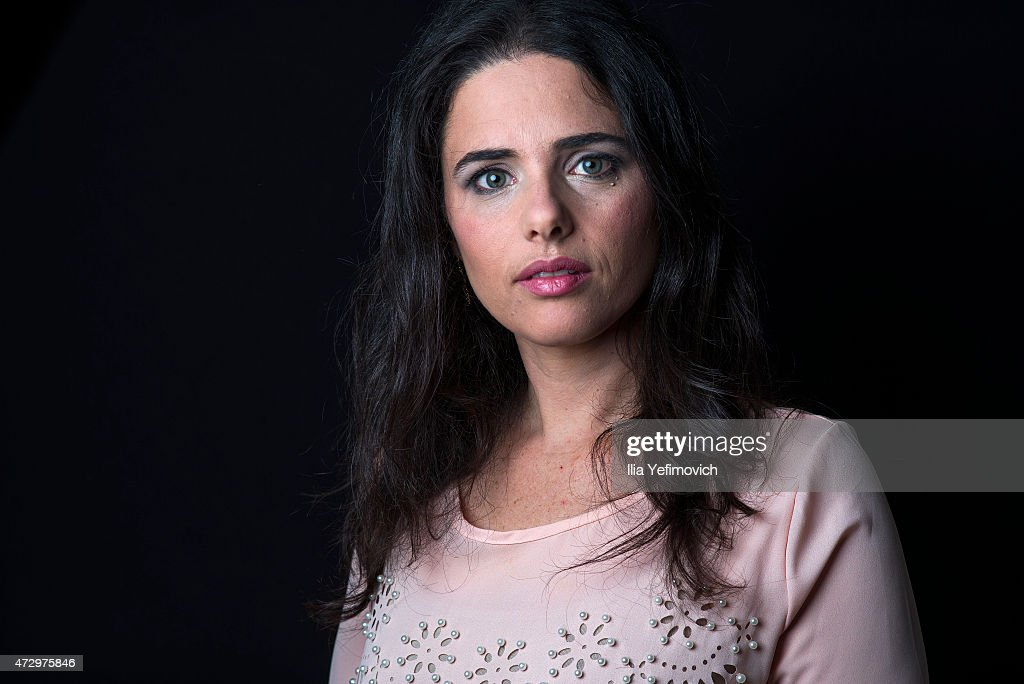 New Israeli Justice Minister Ayelet Shaked : News Photo