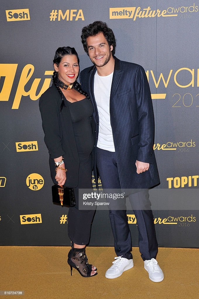 The Melty Future Awards 2016 At Le Grand Rex In Paris : News Photo