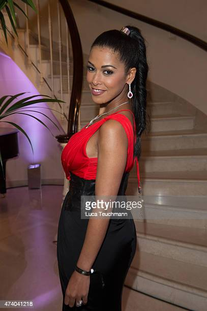 Ayem Nour attends the De Grisogono Party at the 67th Annual Cannes Film Festival on May May 19 2015 in Cap d'Antibes France