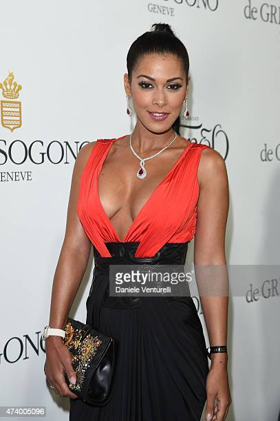 Ayem Nour attends the De Grisogono party during the 68th annual Cannes Film Festival on May 19, 2015 in Cap d'Antibes, France.
