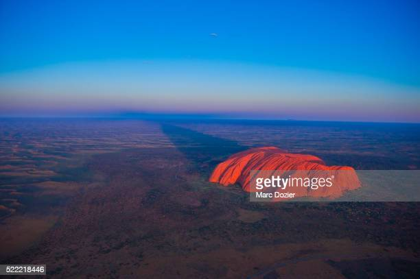Ayers Rock or Uluru