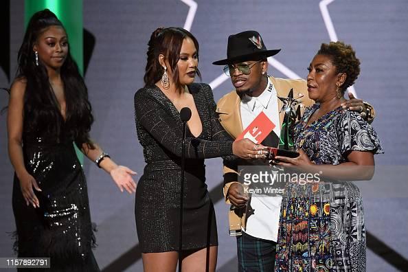 Ayesha Curry and Ne-Yo present Bose Ogulu the Best