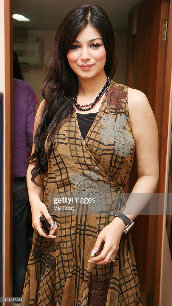 Ayesha Takia During Rakhi Celebration In Andheri West Mumbai On News Photo Getty Images