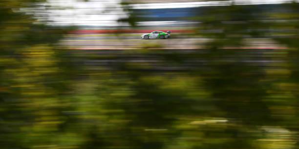 GBR: Porsche Mobil 1 Supercup - Round 5:Silverstone - Race