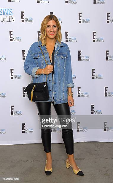 "Aylin Koenig attends ""E! Entertainment Influencer Suite"" on occasion of the Emmy Awards 2016 at PLACES on September 18, 2016 in Hamburg, Germany."