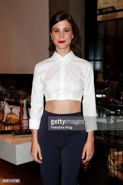 Aylin Tezel attends the First Steps Award 2017 at Hotel Zoo on September 18 2017 in Berlin Germany